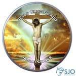 Latinha de Jesus Crucificado | SJO Artigos Religiosos