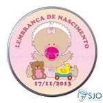 Latinha de Nascimento - Mod.1 - Fem. | SJO Artigos Religiosos
