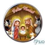 Latinha de Natal - Mod. 1 | SJO Artigos Religiosos