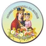 Latinha de Nossa Senhora da Saúde | SJO Artigos Religiosos