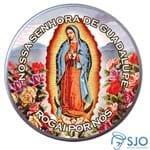 Latinha de Nossa Senhora de Guadalupe | SJO Artigos Religosos