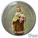 Latinha de Nossa Senhora do Carmo | SJO Artigos Religiosos