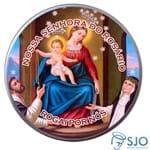 Latinha de Nossa Senhora do Rosário | SJO Artigos Religiosos