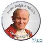 Latinha de Papa João Paulo II | SJO Artigos Religiosos