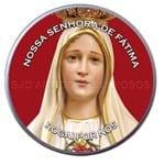 Latinha de Rosto de Fátima | SJO Artigos Religiosos