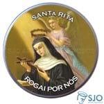 Latinha de Santa Rita | SJO Artigos Religiosos