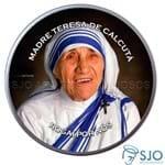 Latinha de Santa Teresa de Calcutá | SJO Artigos Religiosos