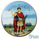 Latinha de Santo Expedito | SJO Artigos Religiosos