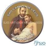Latinha de São Camilo de Lellis | SJO Artigos Religiosos