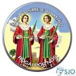 Latinha de São Cosme e Damião | SJO Artigos Religiosos