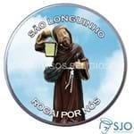 Latinha de São Longuinho | SJO Artigos Religiosos