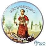 Latinha de São Lourenço | SJO Artigos Religiosos