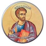 Latinha de São Lucas | SJO Artigos Religiosos
