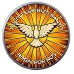 Latinha do Divino Espírito Santo | SJO Artigos Religiosos
