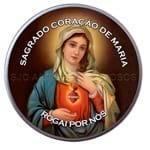 Latinha do Sagrado Coração de Maria | SJO Artigos Religiosos