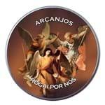 Latinha dos Arcanjos - Mod. 5 | SJO Artigos Religiosos