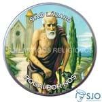 Latinha Personalizada de São Lázaro | SJO Artigos Religiosos
