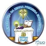 Latinhas de Eucaristia - Mod. 01 | SJO Artigos Religiosos