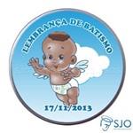 Latinhas Personalizadas - Batismo - Mod.03 | SJO Artigos Religiosos