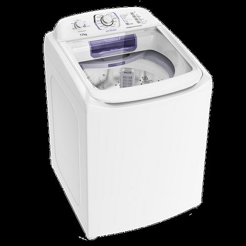 Lavadora Branca com Dispenser Autolimpante e Cesto Inox Electrolux (LAI17) 220V