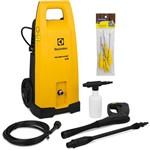 Lavadora de Alta Pressão Electrolux Powerwash ECO Kit Ferramentas 220V
