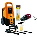 Lavadora de Alta Pressão Ultra Pro Electrolux Kit Completo