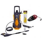Lavadora de Alta Pressão WAP Premier 90 Bar 50/60Hz Kit Completo