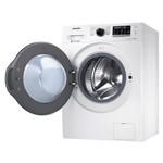 Lavadora de Roupas Samsung 11 Kg Wwd6000 Ww11k6800aw Front Load Branca