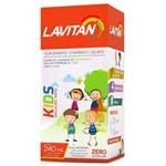 Lavitan Kids - Solução, 240ml, Laranja