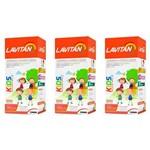 Lavitan Kids Suplemento Vitamínico Suspensão Oral 240ml (kit C/03)