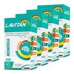 Lavitan Kit 4x Memoria 60 Comp