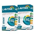 Lavitan Kit 2x Senior 50+ 60 Comp