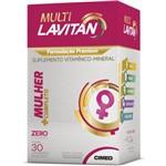 Lavitan Multi Mulher 30 Comp