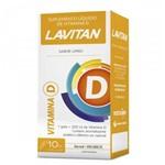 Lavitan Suplemento Liquido de Vitamina D