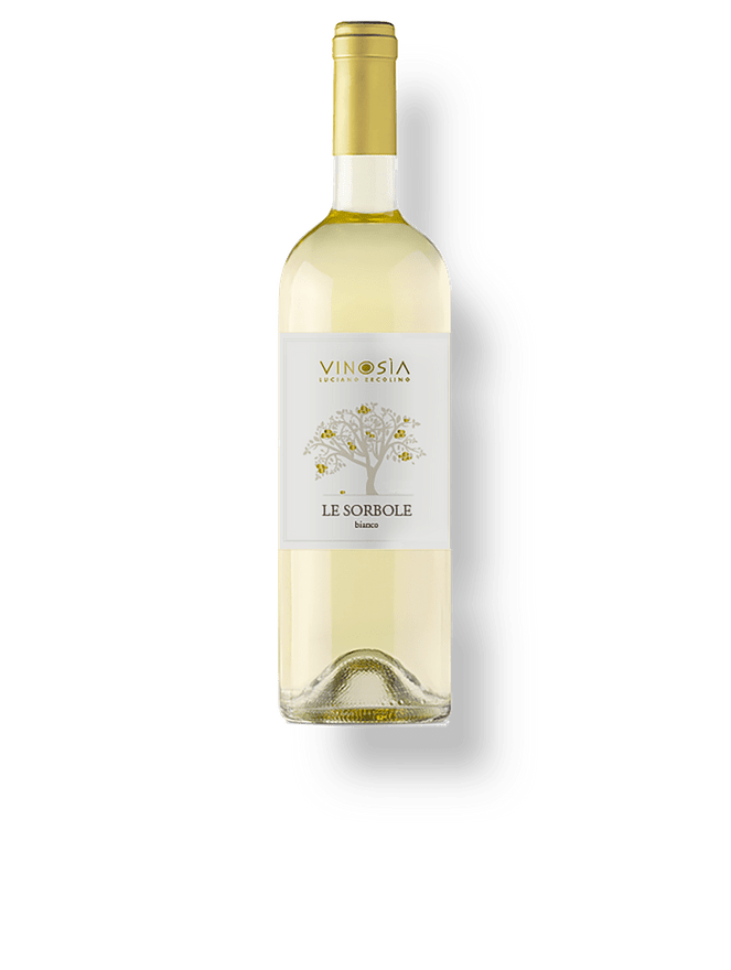 Le Sorbole Bianco IGT 2016