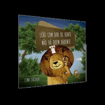 Leão com Dor de Dente, não há Quem Aguente