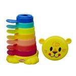 Leãozinho de Encaixar Playskool - Hasbro B0501