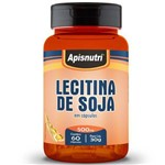 Lecitina de Soja Apisnutri 60 Cápsulas