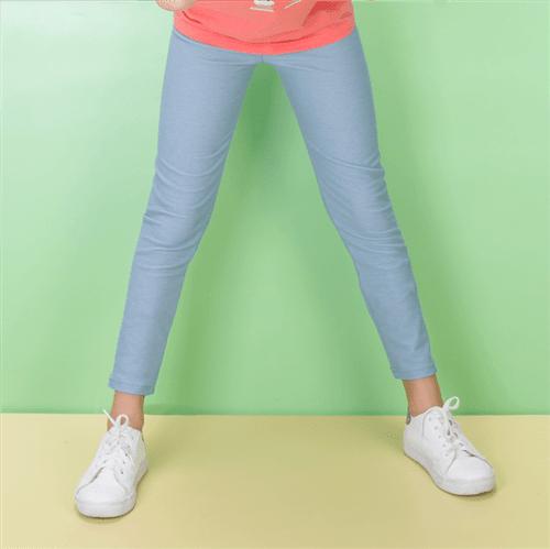 Legging Avulso Jeans Claro/10