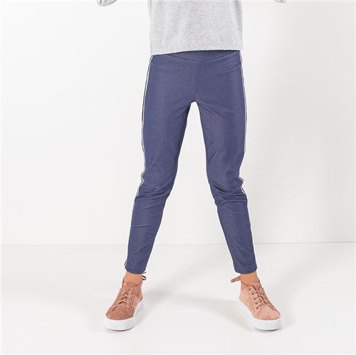 Legging Better Together Jeans Azul/14 e 16