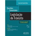 Legislação de Trânsito - 770 Questões Comentadas