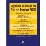 Legislação do Estado do Rio de Janeiro 2018