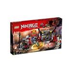 Lego 70640 Ninjago - Quartel-General dos Filhos de Garmadon 530 Peças