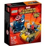 Lego 76065 Super Heroes Mighty Micros Capitão América