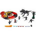 LEGO 76084 Super Heroes The Ultimate Battle For Asgard