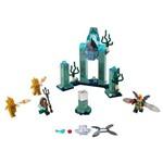 LEGO 76085 DC Comics Liga da Justiça Batalha em Atlantis ¿ 197 Peças