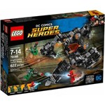 LEGO 76086 DC Super Heroes - Ataque ao Tunel do Knightcrawler - 622 Peças