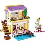 LEGO a Casa da Praia da Stephanie 41037
