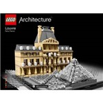 Lego Architecture 21024 Museu do Louvre