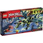 LEGO - Ataque do Dragão Moro